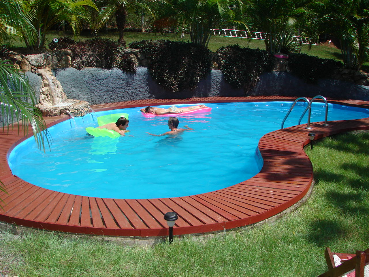 All About Swimming Pools